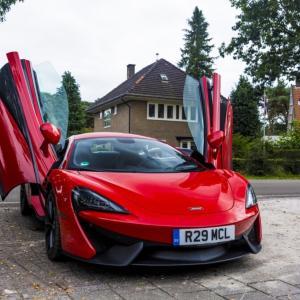 車が欲しい。
