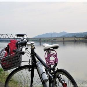 自転車に乗らんかったら、暇やろ
