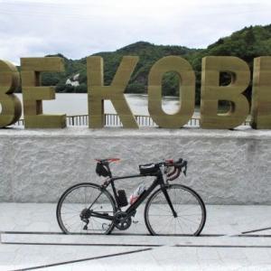 100kmライド、3度目のトライは「BE KOBE」へ