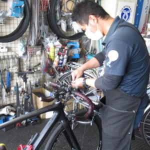 「自転車DEPO」さんにステムの相談に行きました