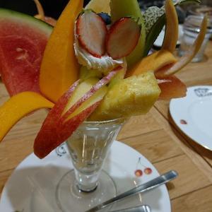 フルーツパフェ♪