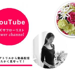 YouTube はじめます!