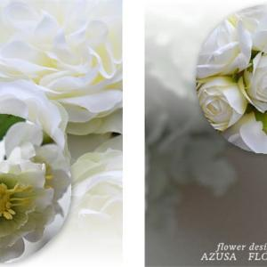 はじまりの白い花