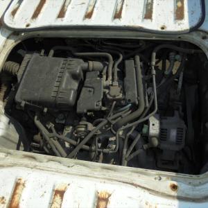 サンバートラック(KS4)の車検準備....。