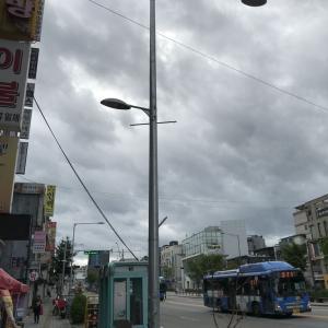 韓国6日目 ロッテマートへ