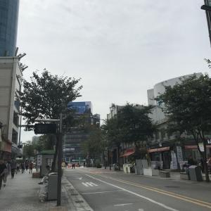 韓国二日目 美活ディ
