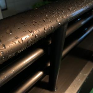 [雨]またかよ。