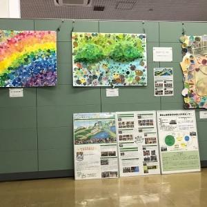 RDD2019 山口 「難病者アート展」始まりました