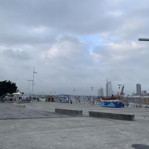 台北ランニングスポットは川沿いがオススメ