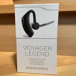 プラントロニクスの「Voyager Legend」を買ってみた!