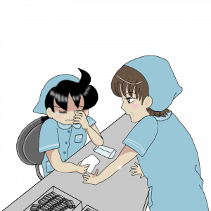 パートで悔しい思い出 (工場編)