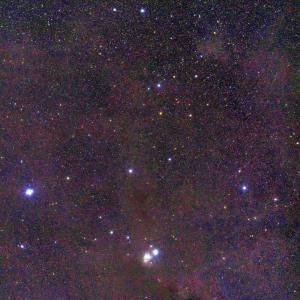 カリフォルニア星雲~IC348