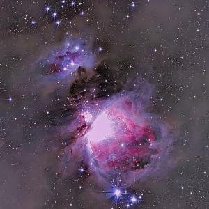 2020年は M42オリオン大星雲