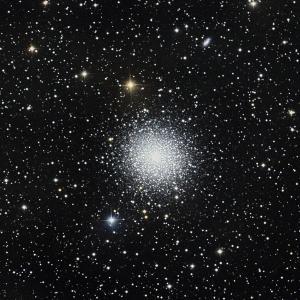 M13 北天一の球状星団