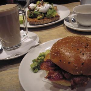 Breakfast at Bill's Restaurant!!