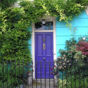 Kentish Townで過ごした1日。そして、カラフルでステキなお家はNotting Hillだけではないのです。。。