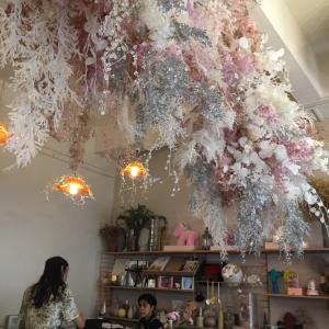 秘密の花園カフェ フラワーカフェ@カトン