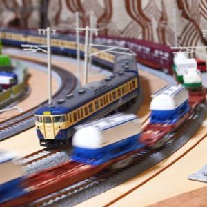 線路配置 HOユニトラック 16番ゲージ鉄道模型