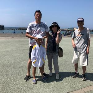 北海道…海水浴へ!!!