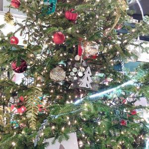 クリスマスムード満載の吉祥寺
