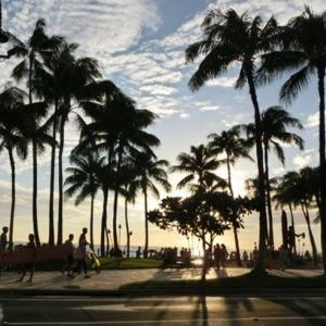 中国人観光客が増える春節の1/24 ~ 1/30 前後にハワイに行かれる方は手洗い・うがいを入念に