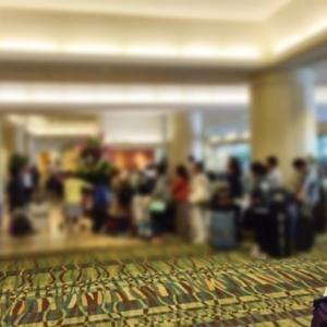 ハワイ旅行記・帰国時のJAL 便の出発が翌日に延期?~そんな時の手続きの流れはこうなるのだ!