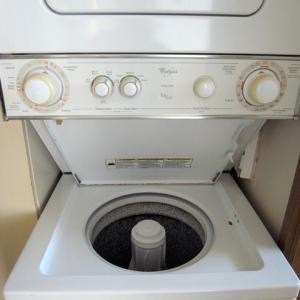 アメリカの洗濯機のクズ取り問題 & 温かいお湯または高温の熱湯で洗濯することが一般的?
