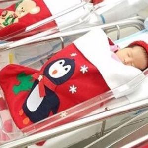 ハワイの病院ではかわいい伝統があった~クリスマスの頃に生まれた赤ちゃんに贈るもの