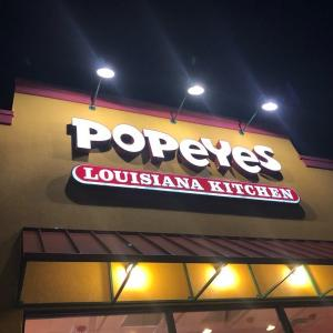 「Popeyes Louisiana Kitchen (ポパイズ ルイジアナキッチン)」のチキンサンドが帰ってきた!