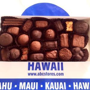シーズキャンディーズのチョコレートは重さ454gでズッシリ重たい