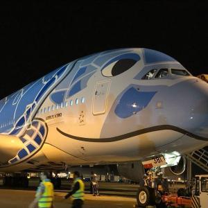 ANAが日本ーハワイ路線の 9月末までの運休を発表