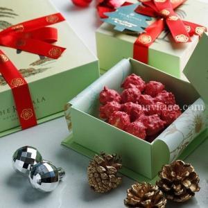 【クリスマス限定フレーバーのマカダミアナッツチョコを販売】@ザカハラホテル横浜