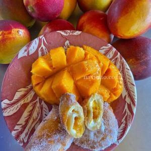 「WAT GET KITCHEN」~美味しいマンゴーのエンパナディーリャ