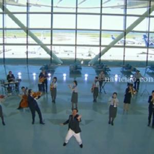 TUBE 新曲「BLUE WINGS」と ANAのオーケストラがコラボしたyoutubeを公開!