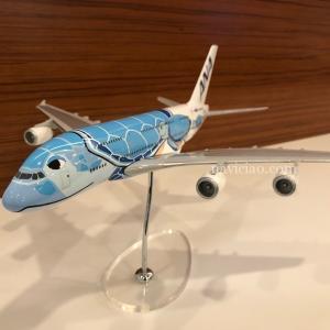 ANAが「日本ーホノルル」の2022/1/11 までの 運航計画を発表