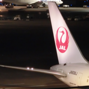 JALの羽田 ⇔ ホノルル線が復活します!~ホノルル発 JL071/073 は2020年3月28日より運航を開始!