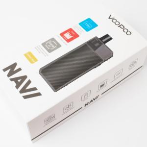VOOPOO NAVI Mod Pod(ブープーナビ) レビュー