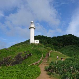石垣島 御神崎灯台☆沖縄で火曜サスペンスを撮るなら崖のシーンは 是非ここで!ってくらいの崖
