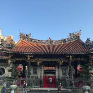台湾旅行に行ってました