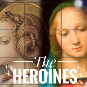清純派から魔性の女まで、絵画を賑わした魅惑のヒロインたち!