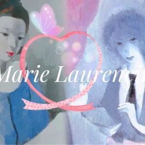 恋に生きる!乙女チックを貫いた画家『マリー・ローランサン』