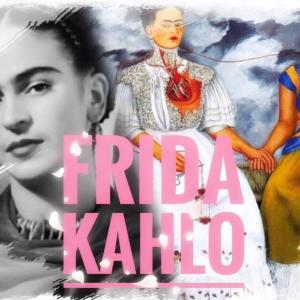 過激すぎる恋愛処方箋!体と心の痛みを全てキャンパスにぶつけた画家「フリーダ・カーロ」