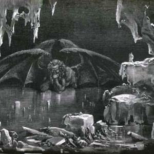 堕天使ルシファーはどこにいる?ダンテ「神曲」にみる地獄ツアー
