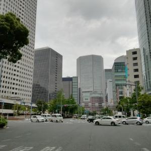 梅田をタウンウォッチング その1