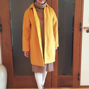 【DoCLASSE】マジカルサーモコートの着こなし方|若見えコーデV老け見えコーデ