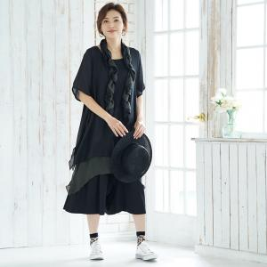 40代50代女性の服選びはシンプルイズベスト&流行のラインを取り入れる
