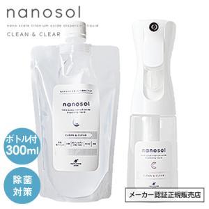 光触媒作用で素早く除菌・除ウイルス|ナノソルCCは室内灯だけで長期持続的に効果を発揮