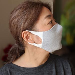 マスクの口臭とサヨナラしよう!洗っても抗菌・防臭効果をキープする和紙素材マスク
