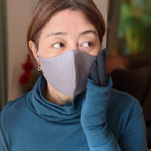 マスクの内側で素肌しっとり!Doガード・抗ウイルス美肌マスクは抗ウイルス素材・不織布・綿の3重構造