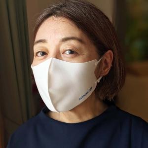 暑苦しい不織布マスクから解放!洗えてファンデが付かない布製冷感マスクは公的機関でエビデンスを取得
